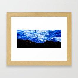Heaven for a tarp girl Framed Art Print