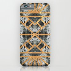 Marble Deco Shade Two Slim Case iPhone 6s