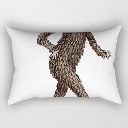 Sassquatch Rectangular Pillow