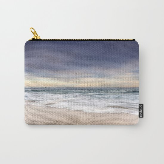 Tranquil Beach Carry-All Pouch