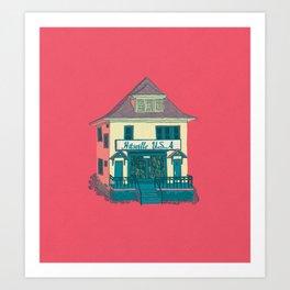Motown Museum Art Print