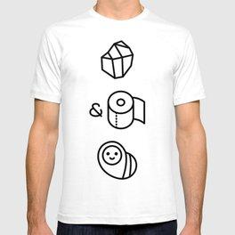 Rock & Roll, baby! T-shirt