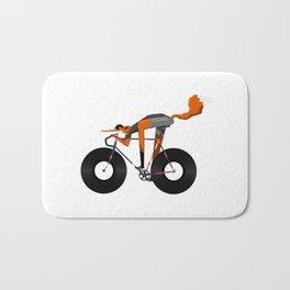Vinyls Bike Bath Mat