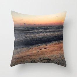 Sunset St Pete Beach 1 Throw Pillow