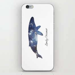 Lonely Dreamer 2 iPhone Skin