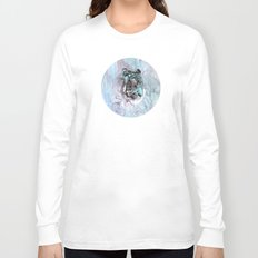 Illusive By Nature (Blue) Long Sleeve T-shirt
