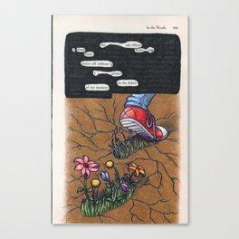 Twelve. Canvas Print