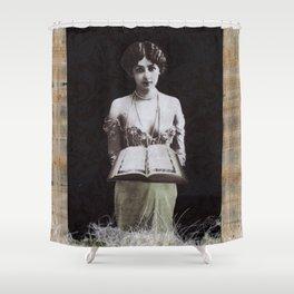 The High Priestess #2 Shower Curtain