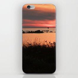 Serene Sunset iPhone Skin