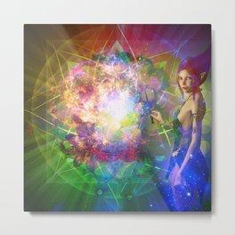 Enter my Magical Portal... Metal Print