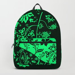 floral ornaments pattern chp150 Backpack