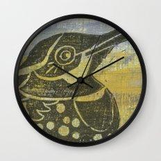 Northern Flicker Wall Clock