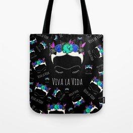 VIVA LA VIDA Tote Bag
