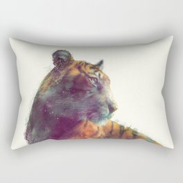 Tiger // Solace Rectangular Pillow