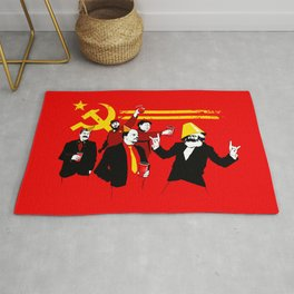 The Communist Party (original) Rug