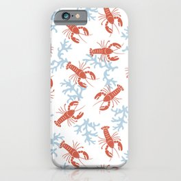 Lobster Toss iPhone Case