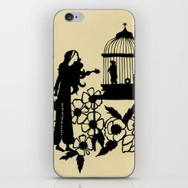 Hate To Say I Told You So iPhone Skin