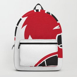 European Eagle Handball Mascot Backpack