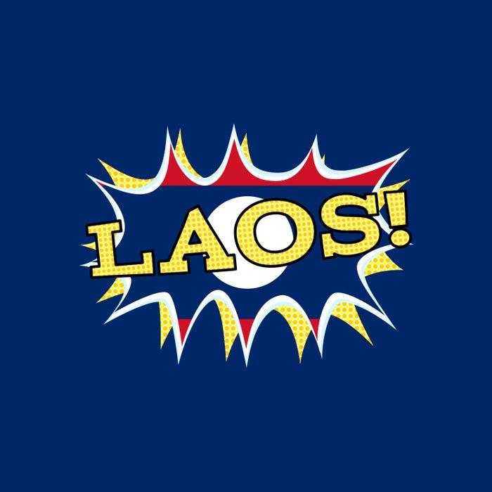 Laos Duvet Cover