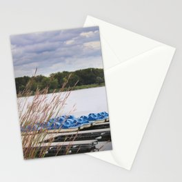 Gray's Lake - Des Moines Stationery Cards