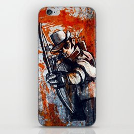 Bloody Gorgeous iPhone Skin