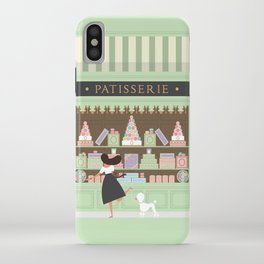 Patisserie iPhone Case