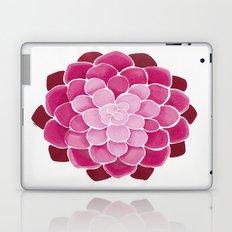 Pink Succulent Laptop & iPad Skin