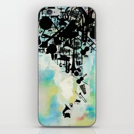 Color of Music iPhone Skin
