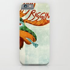 Finn Riggins gig poster Slim Case iPhone 6s