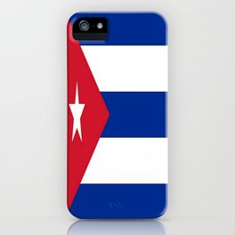 Flag of Cuba ★ iPhone Case