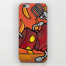 Robot - Bbot iPhone Skin
