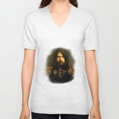 Dave Grohl - replaceface Unisex V-Neck