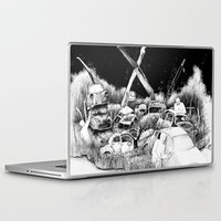 cars Laptop & iPad Skins featuring Cars by Andreas Derebucha