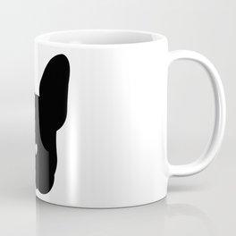 French-Bulldog Face Black Heart Nose Baby Frenchie Coffee Mug