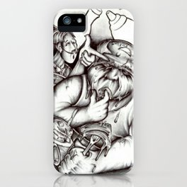 Untitled #014 by Brian Mansfield iPhone Case