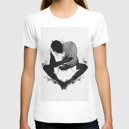 Passionate love. T-shirt