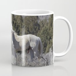 Wild Horses with Playful Spirits No 2 Coffee Mug