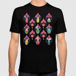 Tiki dinks T-shirt