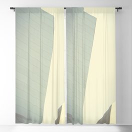From the Inside Out Afternoon Vintage Retro Photography II Blackout Curtain