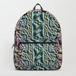 Striking loops Backpack