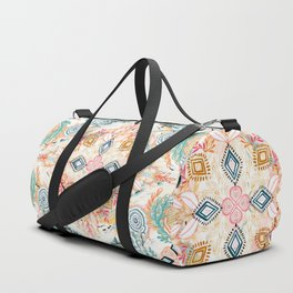 Wonderland in Spring Duffle Bag