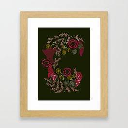Spirit Animals Framed Art Print