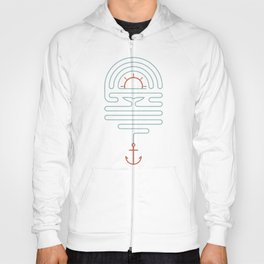 The Tale of the Whale Hoody