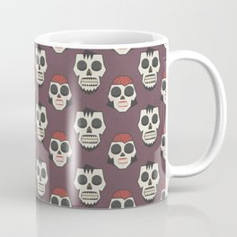 Till Death Do Us Part? (Patterns Please) Coffee Mug