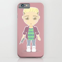 Saved by the Bell iPhone Case