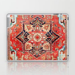 Heriz Azerbaijan Northwest Persian Rug Print Laptop & iPad Skin
