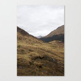 Glenfinnan 5 Canvas Print