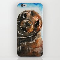 seal iPhone & iPod Skins featuring Seal by tsquared91