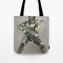 Headshot Tote Bag