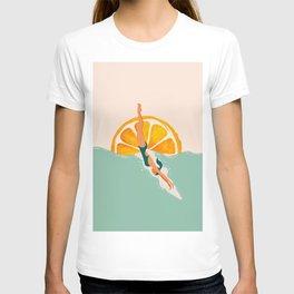 Girl Dive T-shirt
